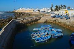 Essaouira port Royalty Free Stock Image
