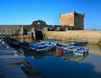 Essaouira port Royalty Free Stock Photo