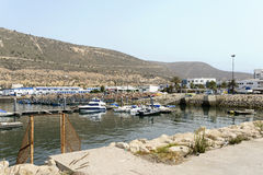 Essaouira port Royalty Free Stock Photography