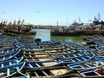 Essaouira, porto do Oceano Atlântico em Marrocos Foto de Stock