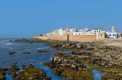 Essaouira punkt zwrotny zdjęcia royalty free