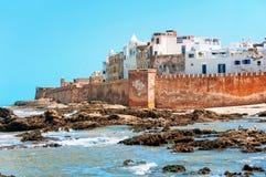 Essaouira är en stad i Morroco Royaltyfri Foto