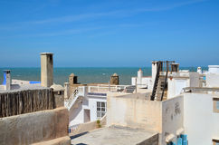 Essaouira roofs Royalty Free Stock Photo