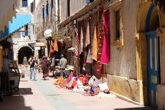 Essaouira Street Market, Morocco Royalty Free Stock Image