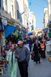 Essaouira street Royalty Free Stock Photos