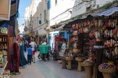 Essaouira street Stock Images