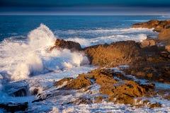 Essaouira Wves Photographie stock libre de droits