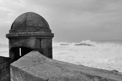 Essaouira zatoka zdjęcie stock