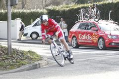 Essayez avec cette orthographe : Jonas Ahlstrand coureur Cyclisme Suédois Swedish rider Jonas Ahlstrand Cycling Stock Photo