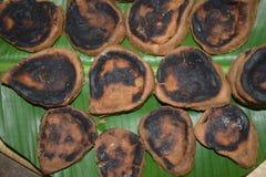 Essbare Lampen Hindische Tradition S?? Gottgebet karthigai vilakku Thrikarthika lizenzfreies stockbild