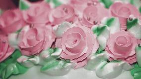 Essbare Rose Lizenzfreies Stockbild