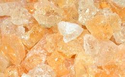 Essbarer Gummi Gond Dink Stockfotografie