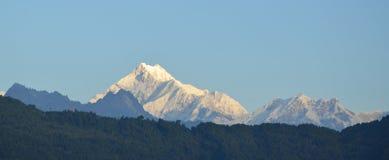 Esse com o Kanchenjunga Imagens de Stock
