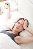 Esse despertador, contudo outra vez! Imagens de Stock Royalty Free