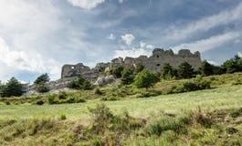 Esseillon堡垒-萨瓦省-法国 库存照片