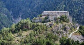 Esseillon堡垒-萨瓦省-法国 免版税库存图片