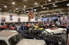 Essen-Autoausstellung 2013 Stockbild
