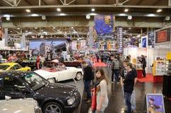 Essen-Autoausstellung 2013 Lizenzfreie Stockbilder
