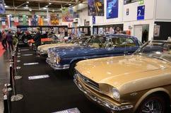 Essen-Autoausstellung 2013 Lizenzfreie Stockfotos