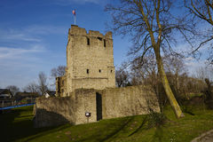 Essen-Burgaltendorf - Castle ruin Altendorf Royalty Free Stock Images