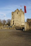 Essen-Burgaltendorf - Castle ruin Altendorf Royalty Free Stock Photos