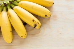 Essen der Bananen Lizenzfreie Stockfotografie