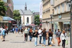 Essen, Duitsland Stock Foto