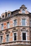 Essen, Germany. Essen - city in Ruhrgebiet (Ruhr Metropolitan Region) in Germany. Apartment buildings royalty free stock images