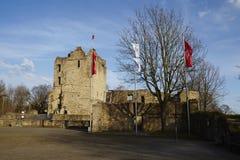 essen - Grodowa ruina Altendorf obrazy royalty free