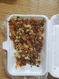 Essen in Hanoi lizenzfreie stockbilder