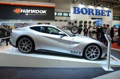 Essen Motor Show 2013 Royalty Free Stock Photo