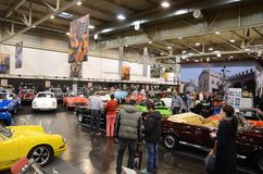 Essen Motor Show 2013 Royalty Free Stock Image