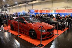Essen Motor Show 2013 stock image