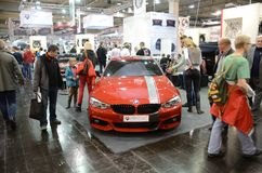 Essen Motor Show 2013 Stock Photo