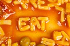 Essen Sie Stockfotos