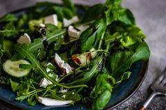 Essen Sie grünes Konzept lizenzfreies stockfoto
