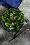 Essen Sie grünes Konzept stockbilder