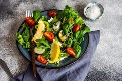 Essen Sie grünes Konzept lizenzfreies stockbild