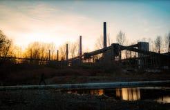 Essen Zeche Zollverein. Taken in 2016 Royalty Free Stock Photography