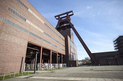 Essen Zeche Zollverein Stock Image