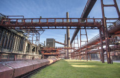 Essen Zeche Zollverein Royalty Free Stock Image