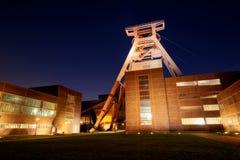 Essen Zeche Zollverein. Taken in 2016 Stock Photos