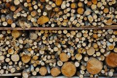 Essence neutre de carbone (logarithmes naturels) photos stock