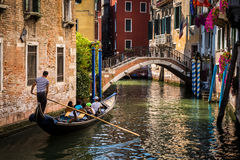 The Essence of Venice Stock Image