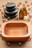 Essentiële oliën Royalty-vrije Stock Afbeelding