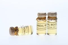 Essentiële oliën Stock Fotografie