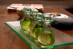 Essentiële Olie royalty-vrije stock afbeeldingen