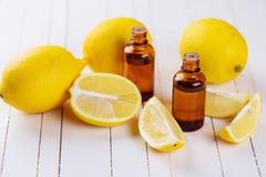 Essential aroma oil Stock Photo