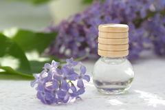 Essential aroma oil Royalty Free Stock Photography