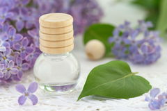 Essential aroma oil Royalty Free Stock Image
